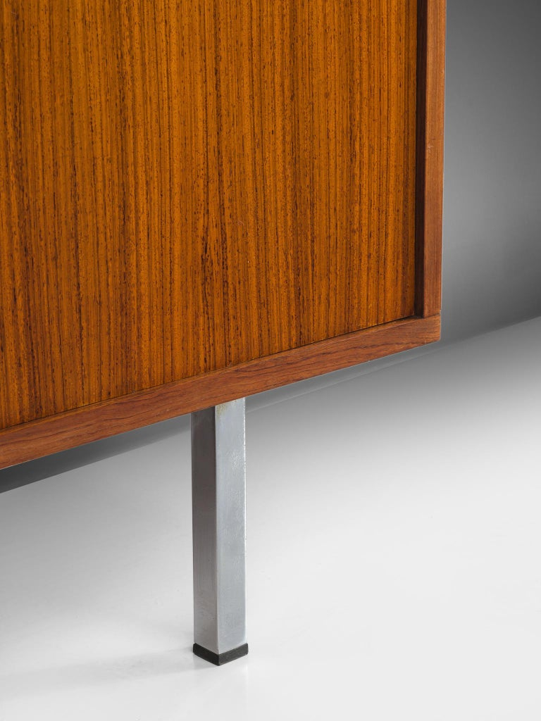 Mid-Century Modern Alfred Hendrickx for Belform Sideboard in Rosewood For Sale