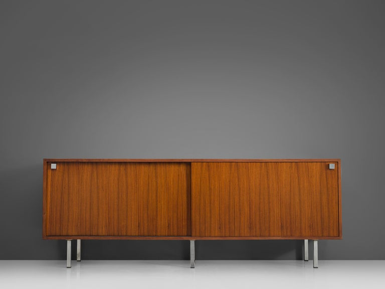 Belgian Alfred Hendrickx for Belform Sideboard in Rosewood For Sale