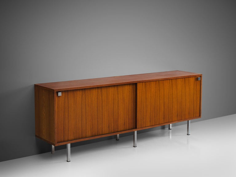Alfred Hendrickx for Belform Sideboard in Rosewood In Good Condition For Sale In Waalwijk, NL
