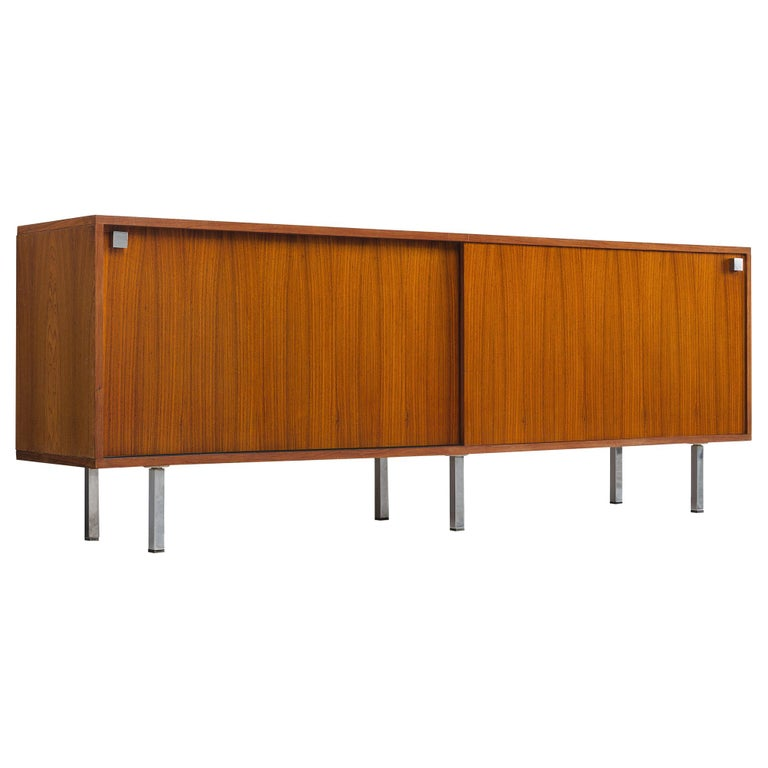 Alfred Hendrickx for Belform Sideboard in Rosewood For Sale