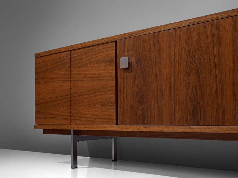 Mid-20th Century Alfred Hendrickx Large Sideboard in Rosewood