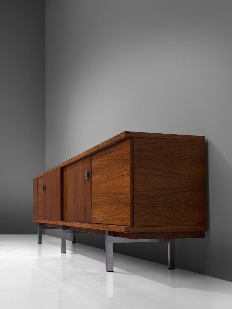 Alfred Hendrickx Large Sideboard in Rosewood 1