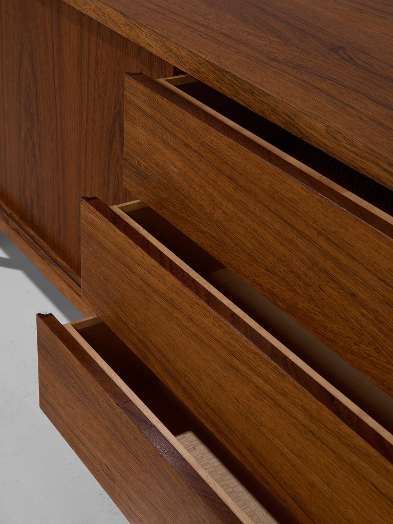 Alfred Hendrickx Large Sideboard in Rosewood 2