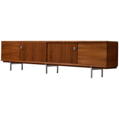 Alfred Hendrickx Large Sideboard in Rosewood