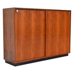 Alfred Hendrickx Rosewood Cabinet Belform, Belgium, 1960