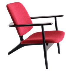 Alfred Hendrickx S3 Armchair Designed for Sabena Airlines, Belgium, 1958