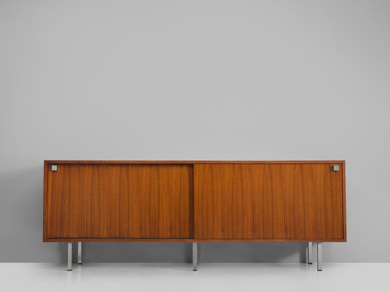 Mid-Century Modern Alfred Hendrickx Sideboard in Rosewood For Sale