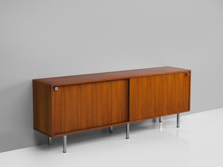 Belgian Alfred Hendrickx Sideboard in Rosewood For Sale