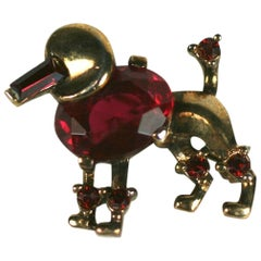 Alfred Philippe for Trifari Poodle Mini