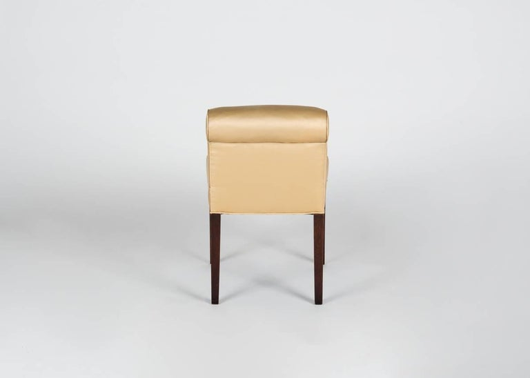 Alfred Porteneuve, Art Deco Writing Table and Chair, France, circa 1935 For Sale 3
