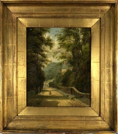 Entrance to a Village