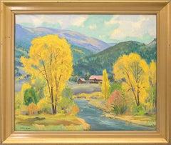 Fall at Glenwood Springs (Colorado)