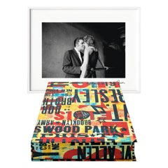 Alfred Wertheimer, Elvis Book Art Edition B with Archival Print 'Taschen'