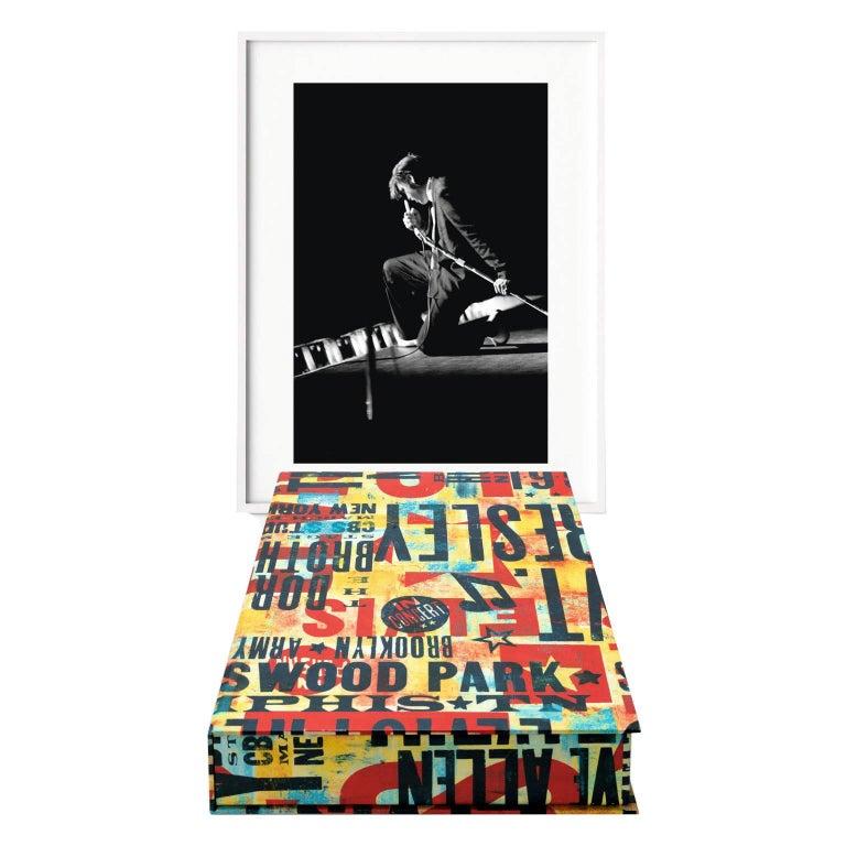 Alfred Wertheimer, Elvis, Art Edition A with Archival Print 'Taschen'