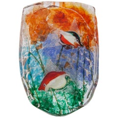 Alfredo Barbini Aquarium Wall Light