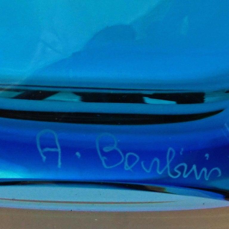Alfredo Barbini Large Vase