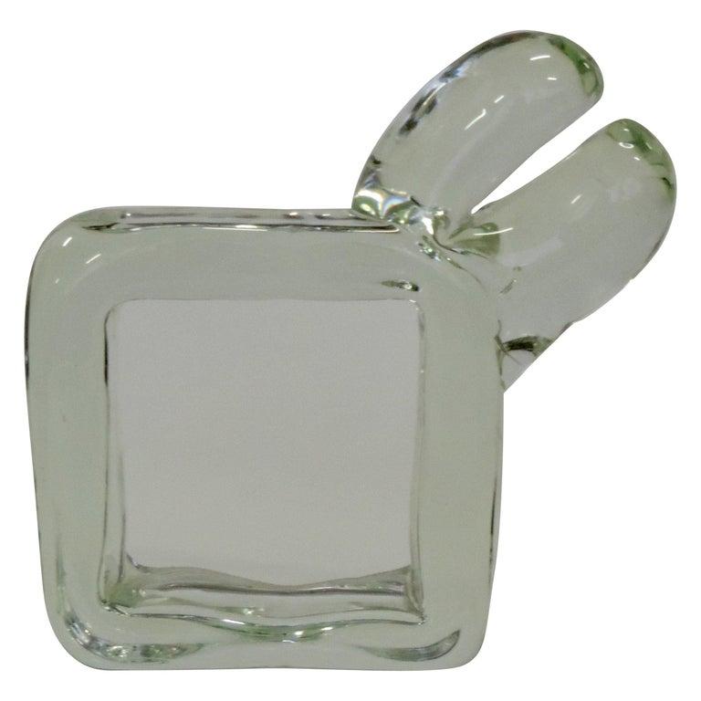Alfredo Barbini Murano Glass Animal, Italy, 1960s For Sale