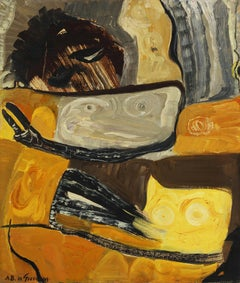 20th Century Abstract Paintings