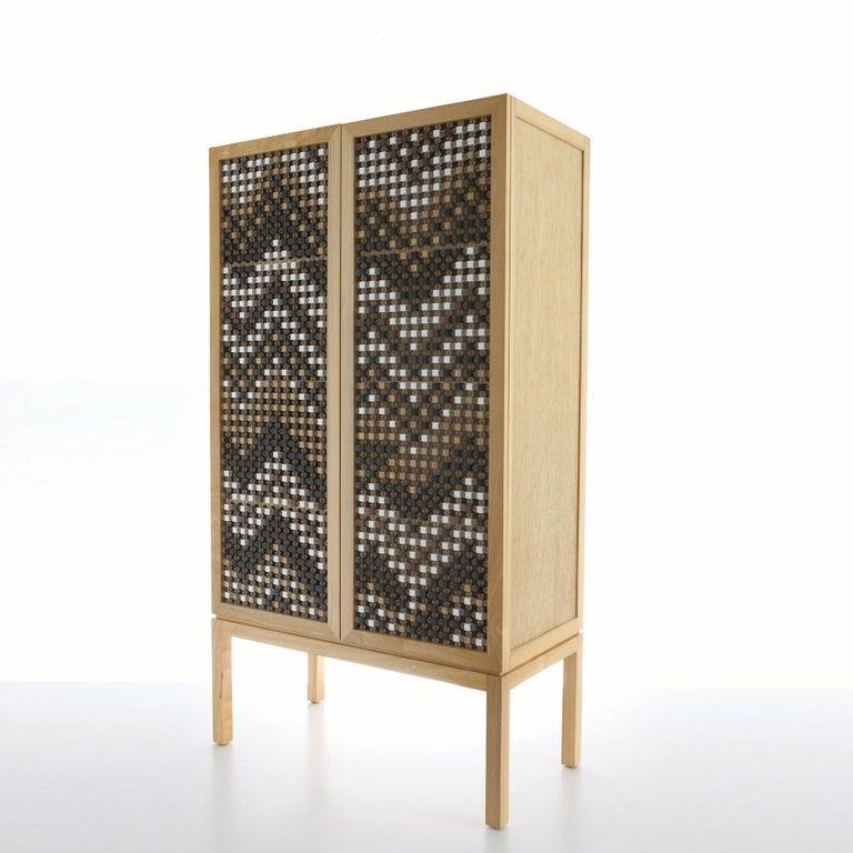 Modern Ali Baba Cabinet For Sale