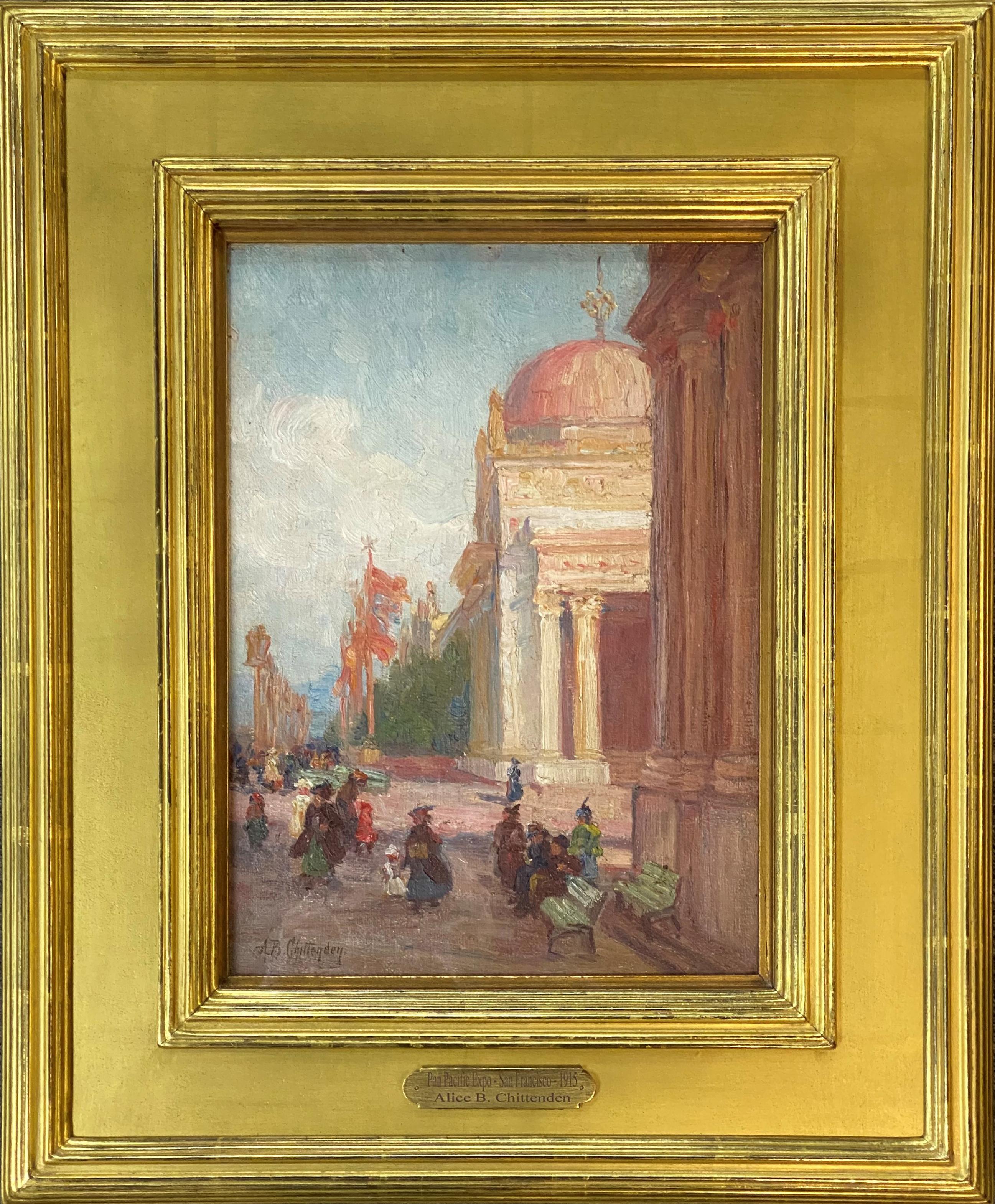Pan Pacific Exposition, San Francisco, 1915