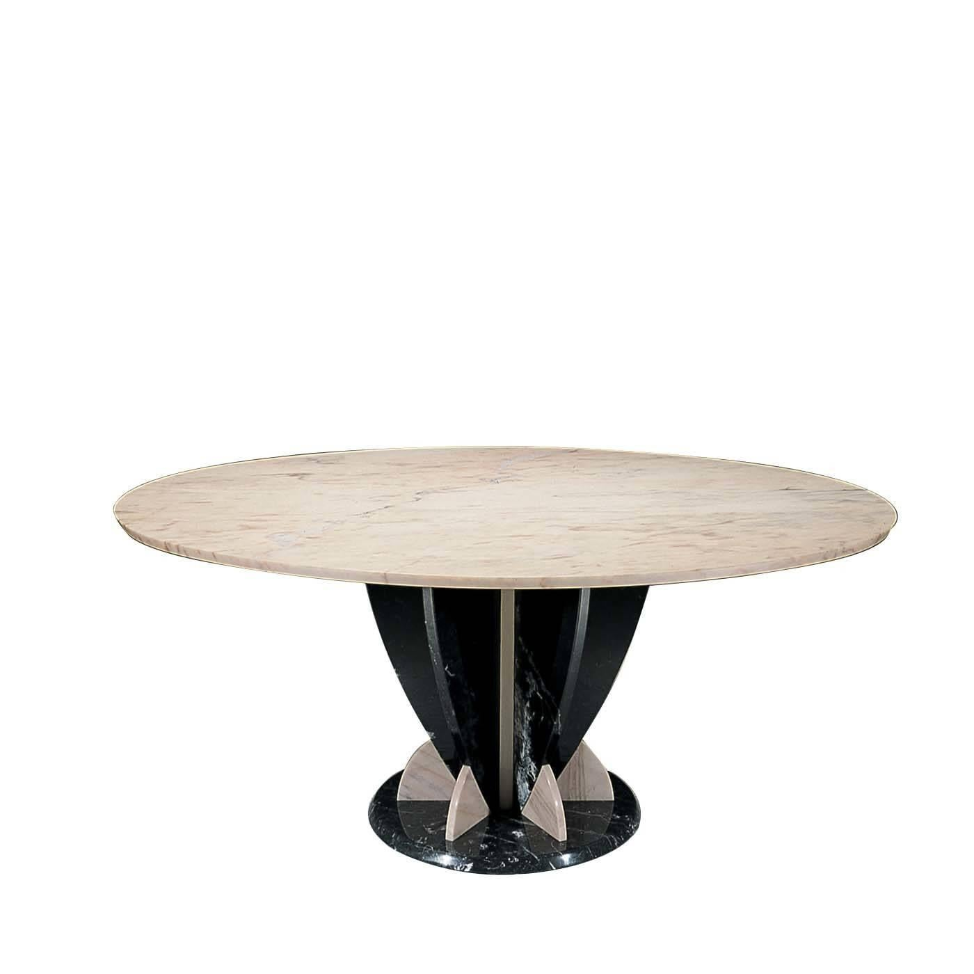 Alice Dining Table by Sergio Asti