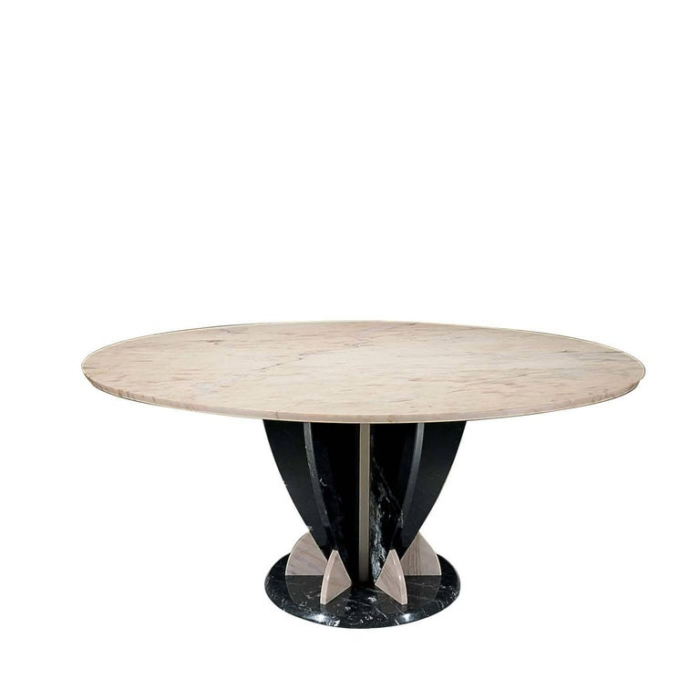Alice Dining Table by Sergio Asti For Sale