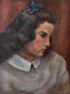 """Portrait of a Young Lady"""