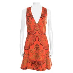 Orange Day Dresses