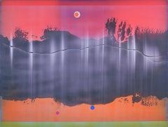 Exuberance - Acrylic on Canvas