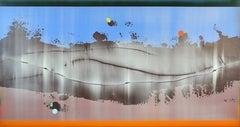Wave - Acrylic on Canvas
