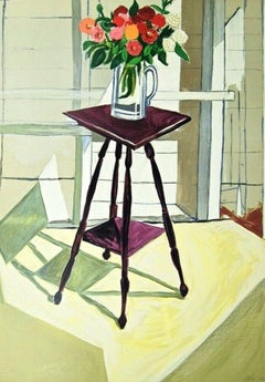 Light, Limited Edition Lithograph, Alice Neel - LARGE