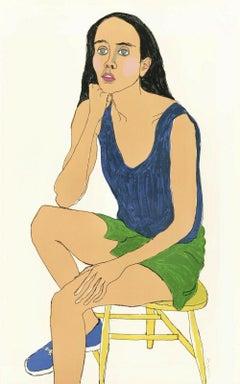 Seated Woman (Ginny)