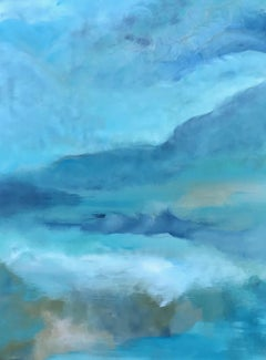 A Place High Above, Abstract Painting