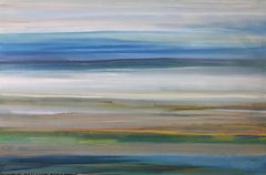 Between Dream and Daylight, Abstract Painting