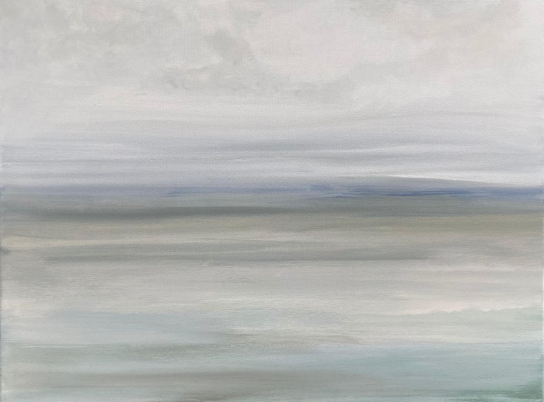 """<p>Artist Comments<br />""""Since moving to the Bay Area, I have become fascinated by the complexity and beauty I see in fog,"""" says artist Alicia Dunn. """"Reproducing the colors found in nature is a challenge in itself, as is creating something"""