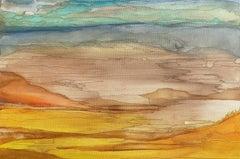 Passing Shadows, Abstract Painting
