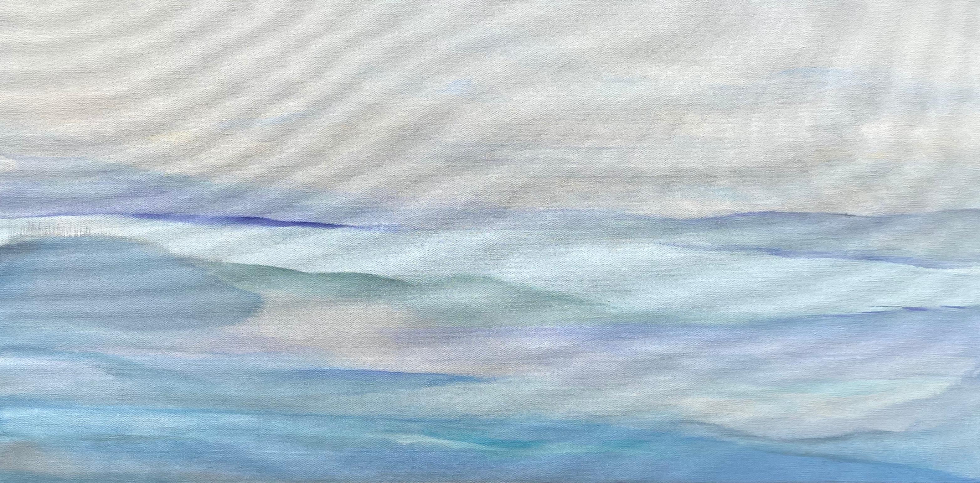 Unheard Whisper, Abstract Painting