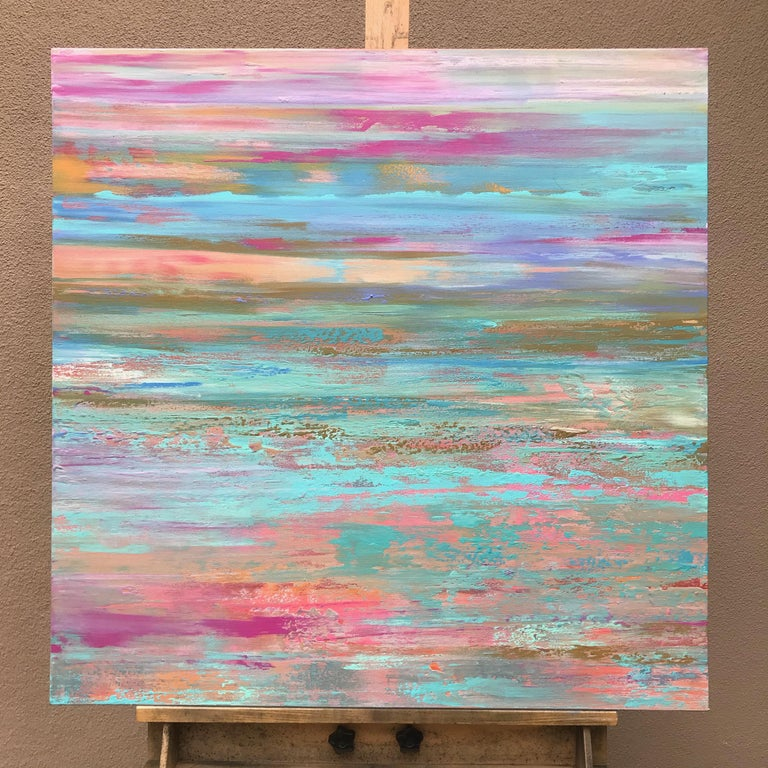 Vibrant Imagination, Abstract Painting 2