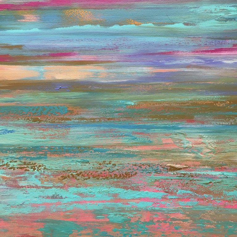 Vibrant Imagination, Abstract Painting 3