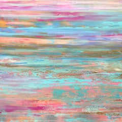 Vibrant Imagination, Abstract Painting