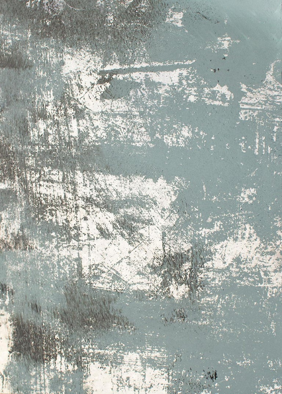 Midnight Sky No. 1 - Contemporary Painting by Alina Bisikirskaite
