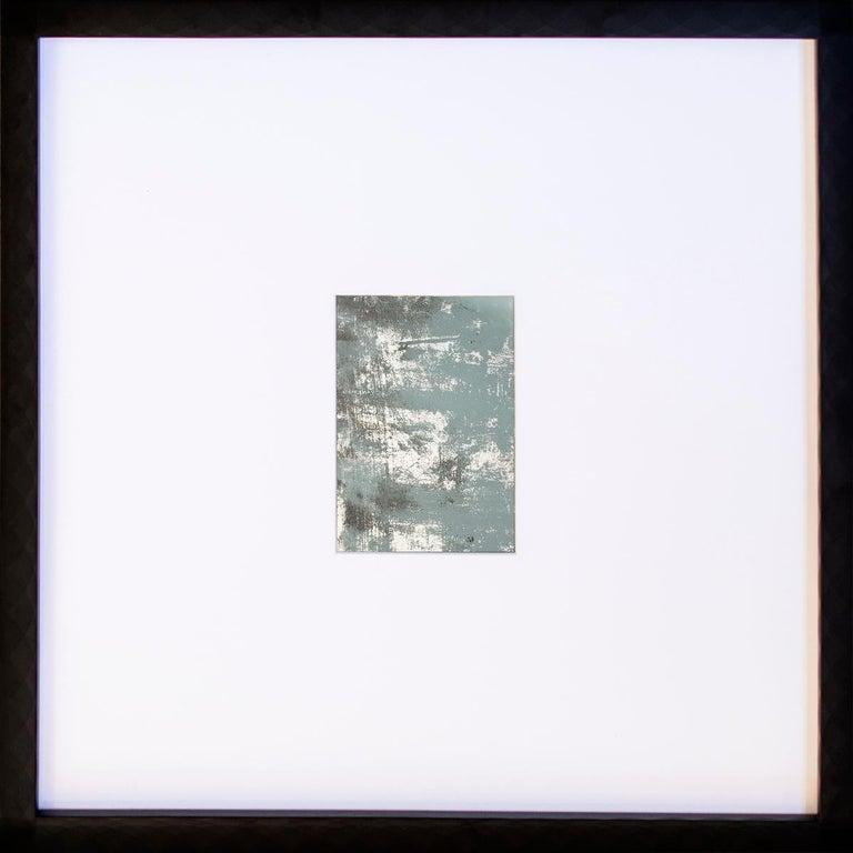 Alina Bisikirskaite Abstract Painting - Midnight Sky No. 1