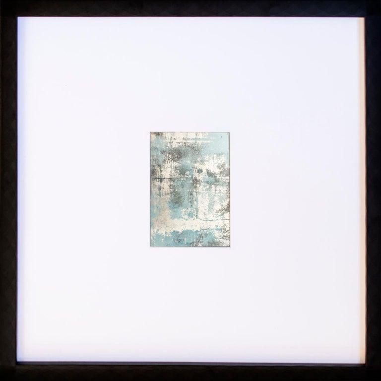 Alina Bisikirskaite Abstract Painting - Midnight Sky No. 2