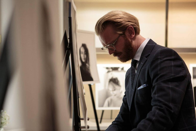Alistair Guy is a celebrated Fashion Photographer who is a regular contributor to some of the world's most notable fashion magazines, including British Vogue, Harper's Bazar UK and i-D. Alongside his photography Alistair has been a Brand Ambassador