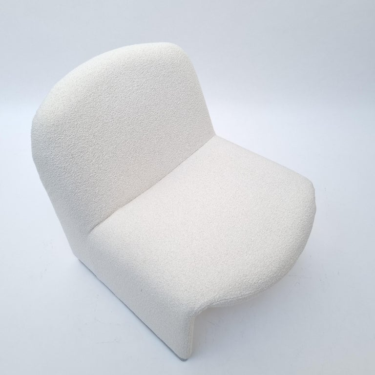 Late 20th Century Alky Armchair by Giancarlo Piretti for Castelli, Italy, 1970s For Sale