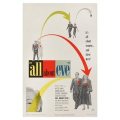 """All About Eve"" Film Poster"
