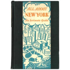 ALL ABOUT NEW YORK, An Intimate Guide 'Book'