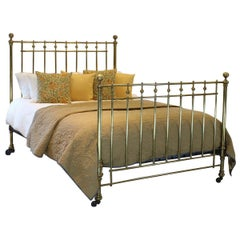 All Brass Antique Bed MK208