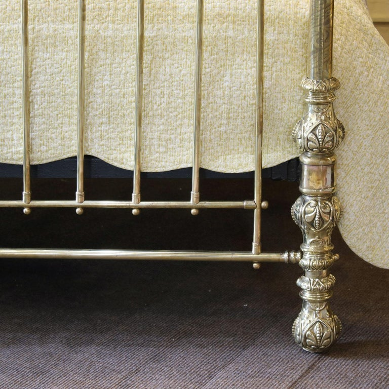 All Brass Antique Bed MSK64 2