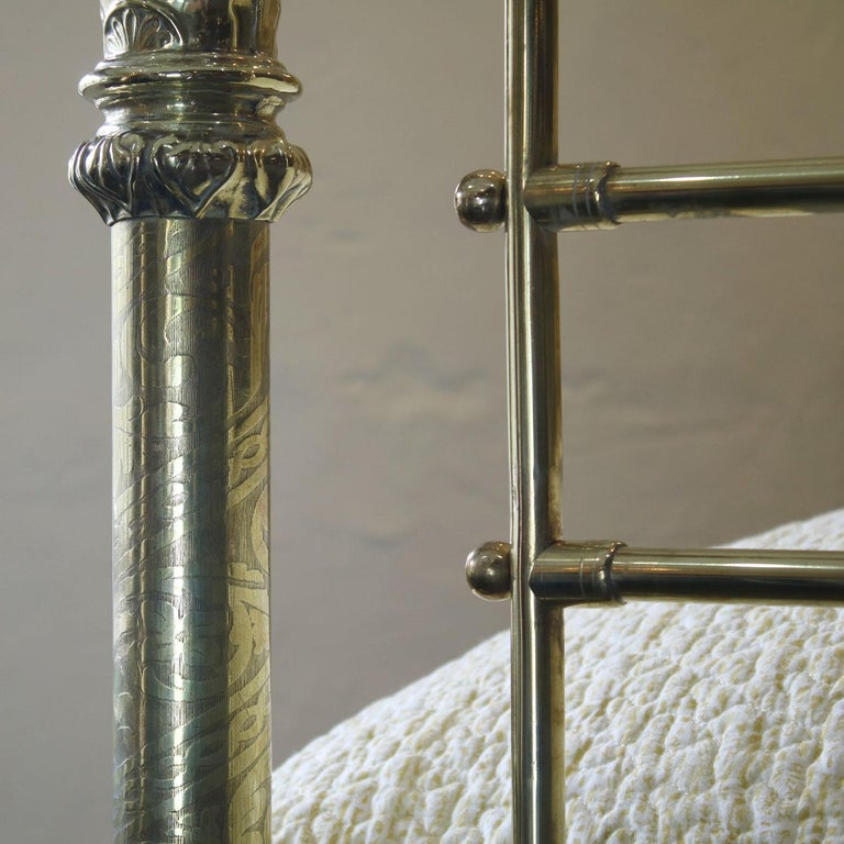 All Brass Antique Bed MSK64 4